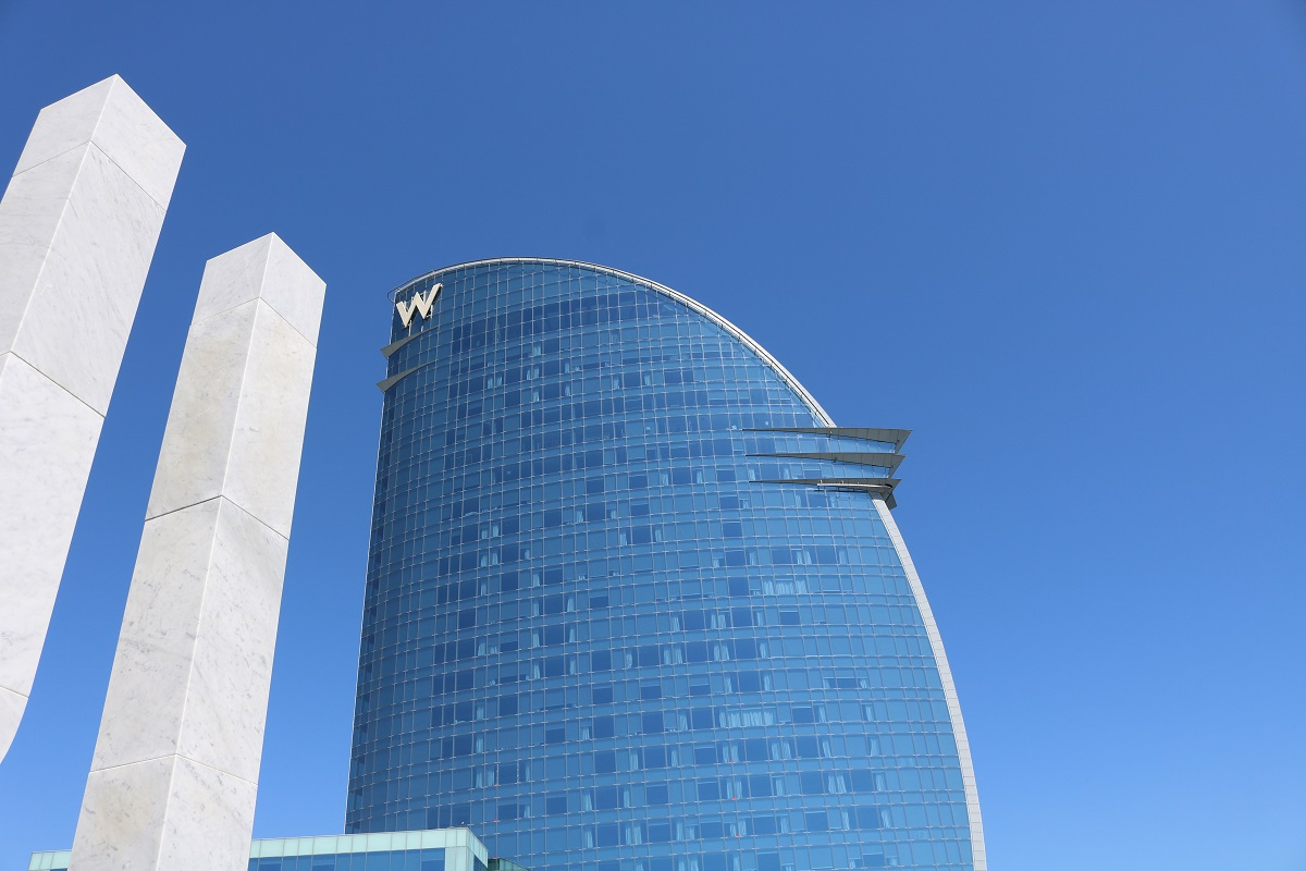 Barcelona playa whotel barceloneta ayearinbarcelona