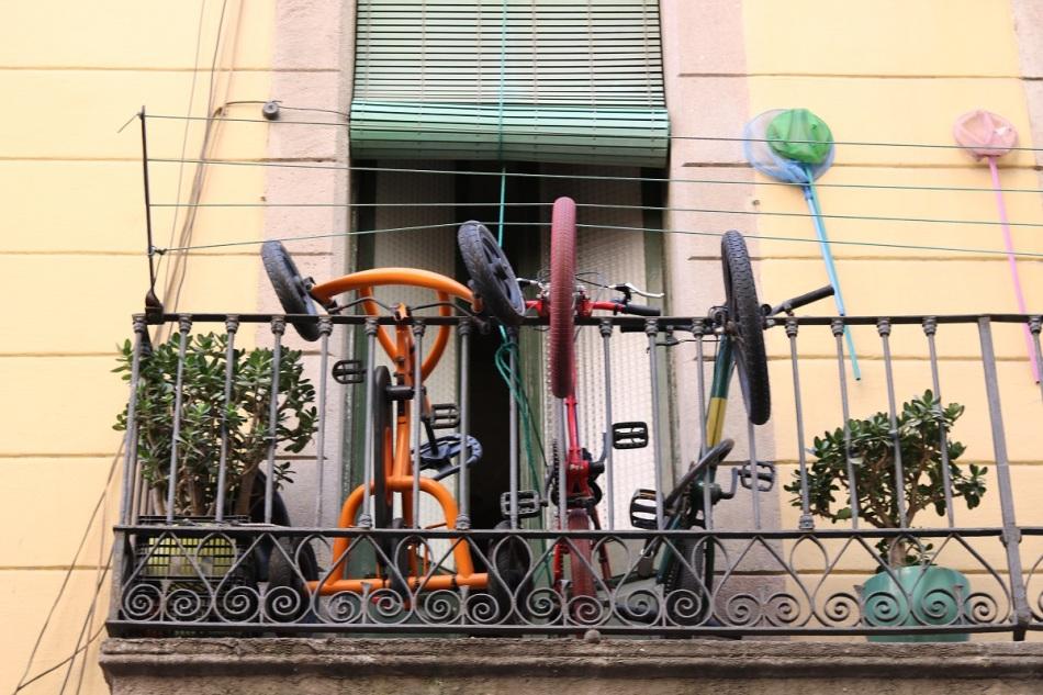 Barceloneta streets