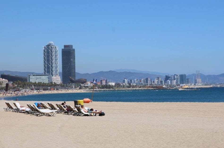 barcelona playa beach ayearinbarcelona