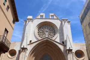 tarragona city cathedral ayearinbarcelona