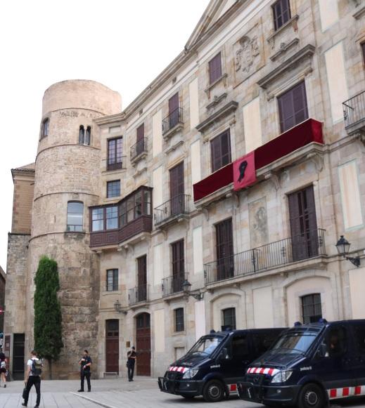 Tots som Barcelona Mossos Plazadecatedral