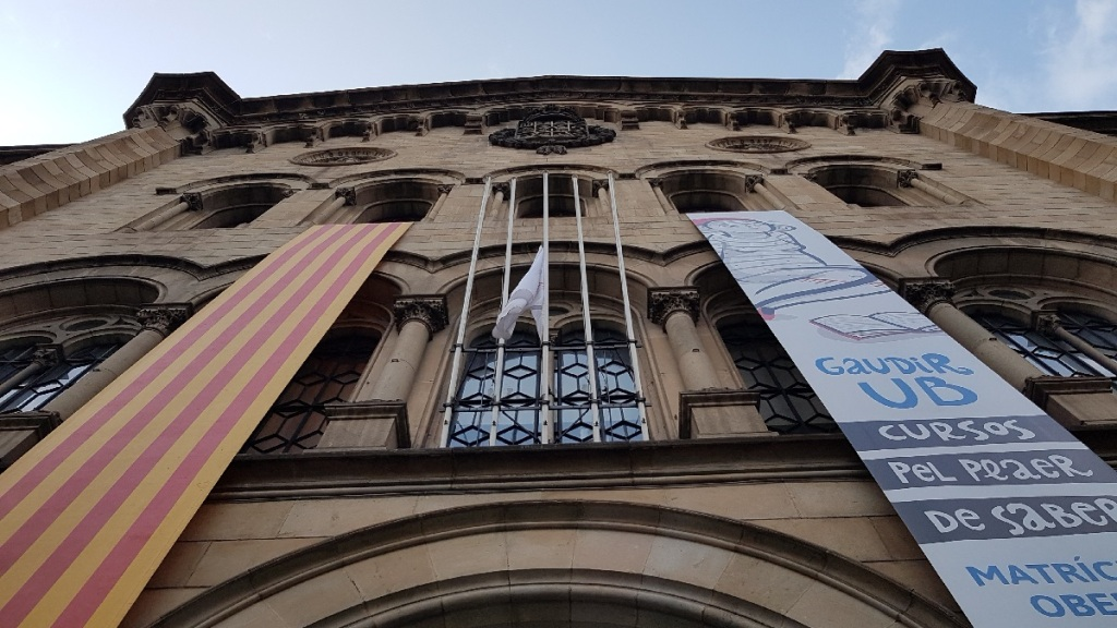 Universidaddebarcelona spanish español ayearinbarcelona