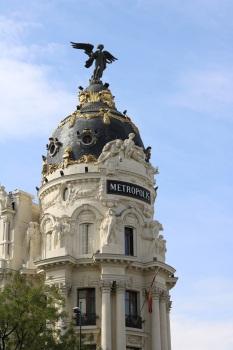 Madrid GranVia ayearinbarcelona