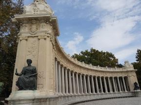 ParquedelRetiro Madrid ayearinbarcelona