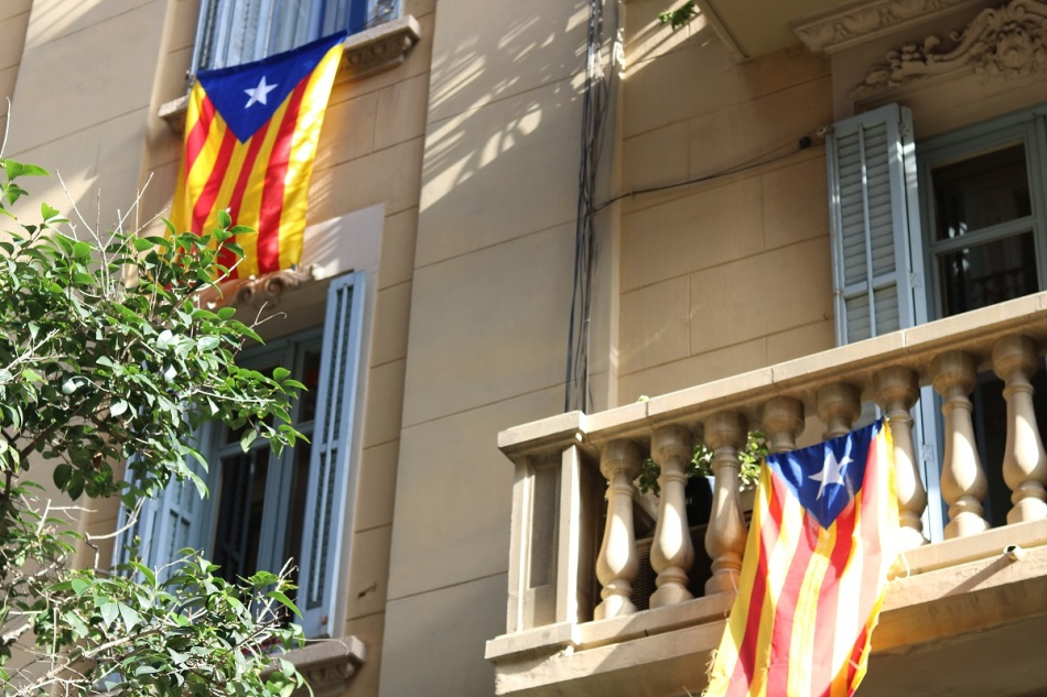 Barcelona Catalonia Independence BCNFaces ayearinbarcelona