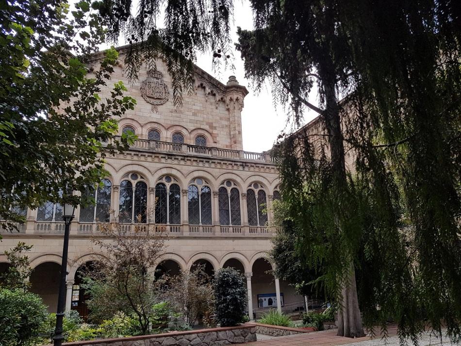 UniversidaddeBarcelona ayearinbarcelona