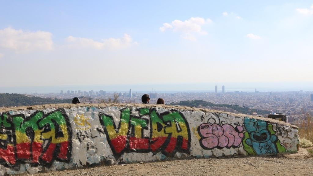 Barcelona View ayearinbarcelona