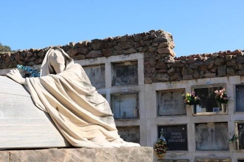 Cementiri de Montjüic barrio Montjüic ayearinbarcelona
