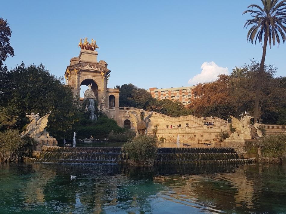 ParcdelaCiutadella Barcelona ayearinbarcelona