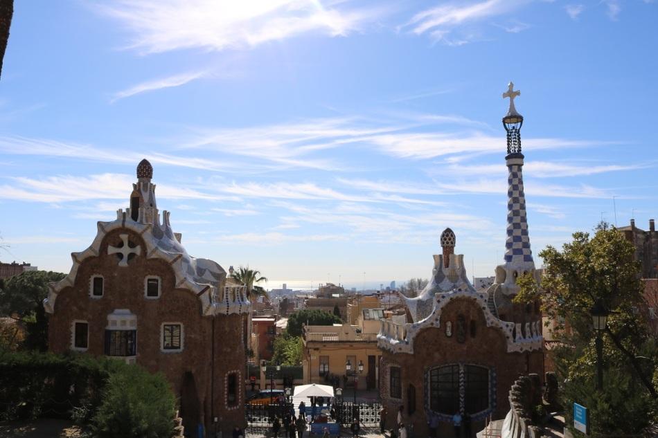 ParcGuell Gaudi ZonaAlta ayearinbarcelona