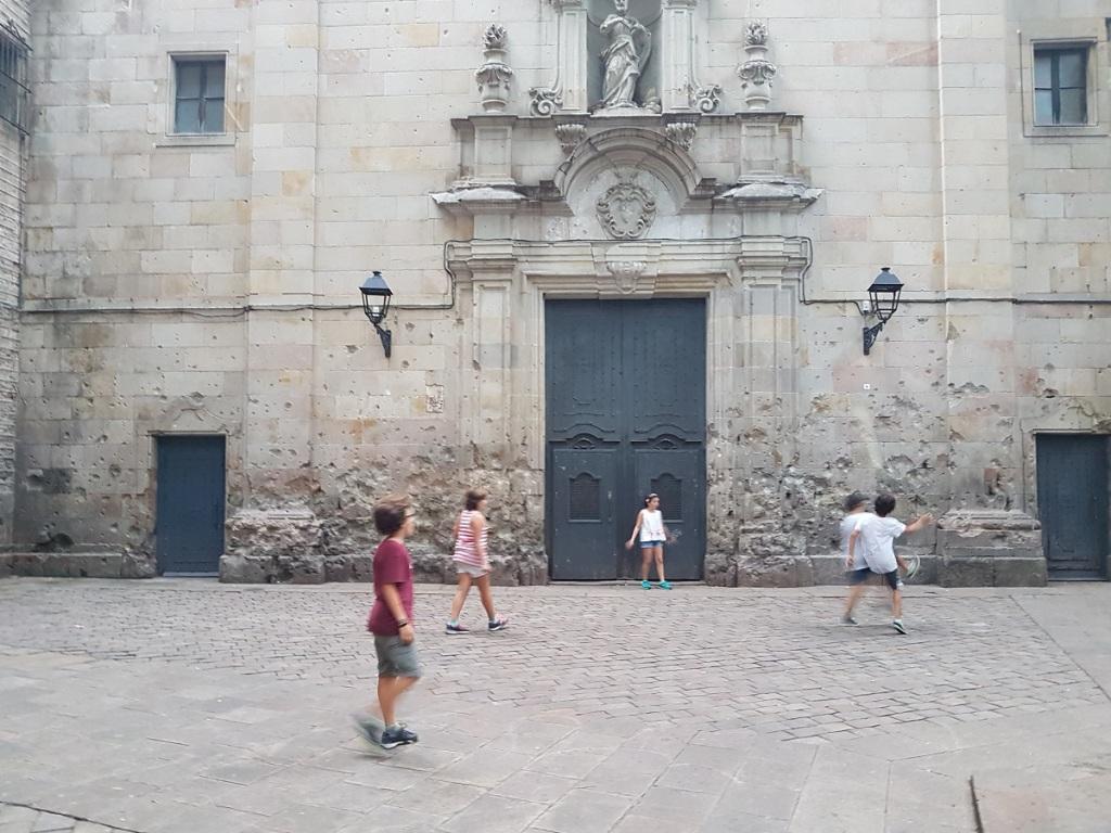 PlazadelNeri Barrigotic Barcelona ayearinbarcelona