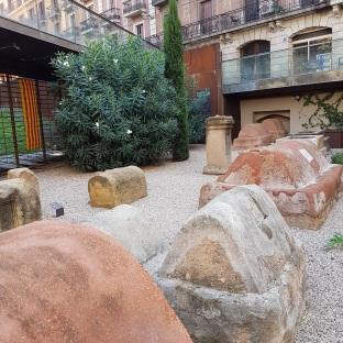Romantombs barrigotic Barcelona ayearinbarcelona