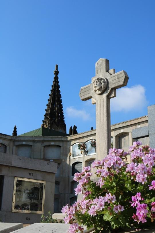 Cementiri de Poblenou sight barrio Poblenou ayearinbarcelona