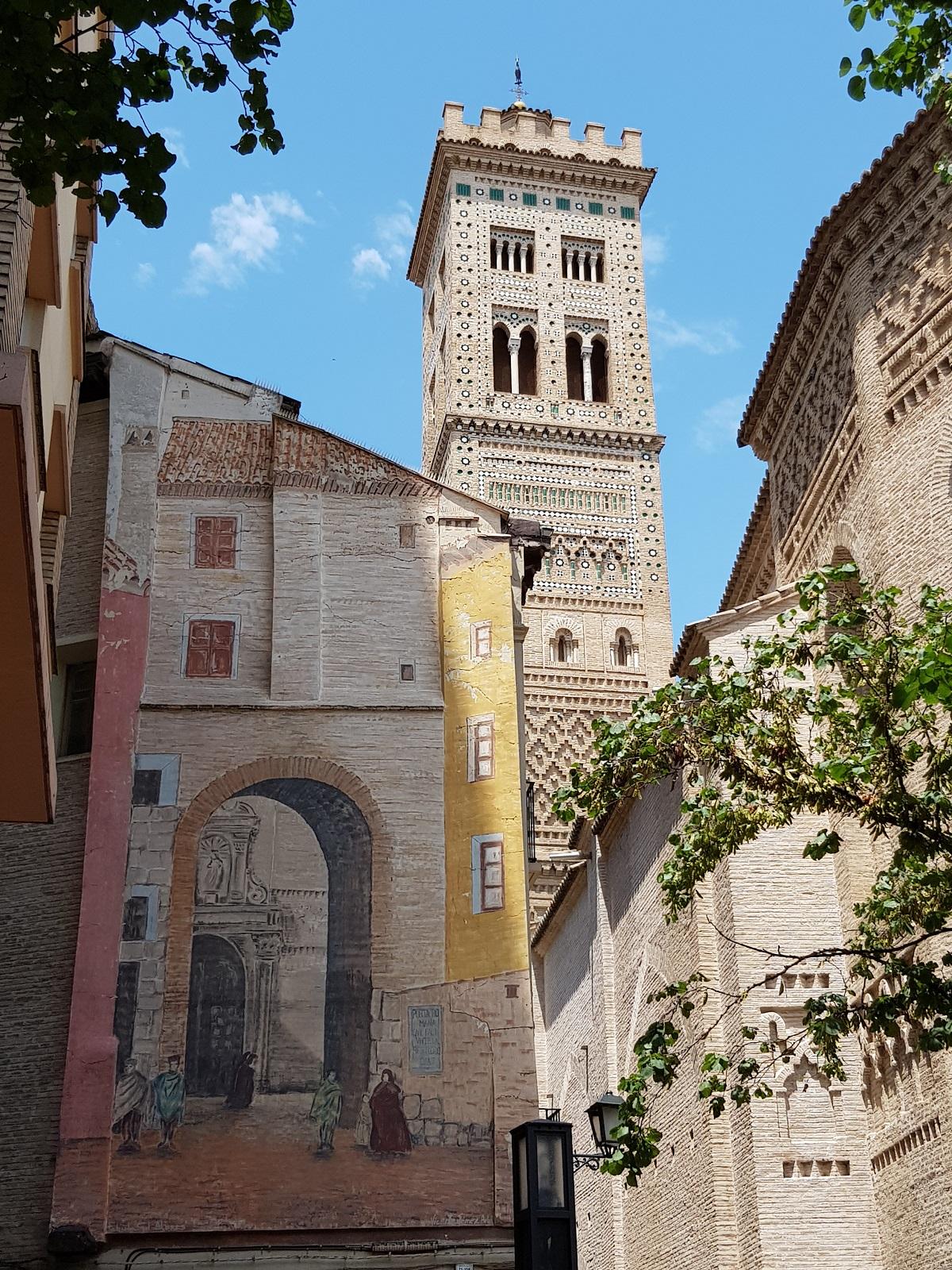 Mudejar Zaragoza Aragon Ayearinbarcelona