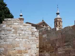 Murallasromanas Zaragoza Aragon Ayearinbarcelona