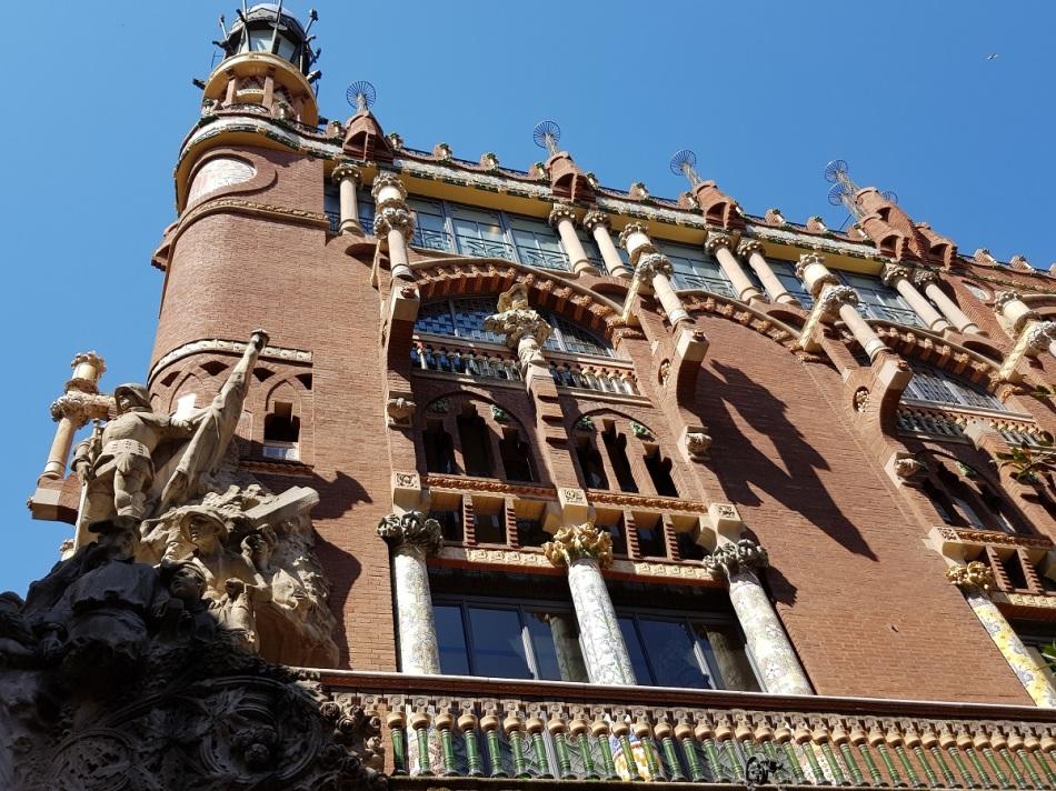 Palaudelamusica catalana modernism barcelona ayearinbarcelona