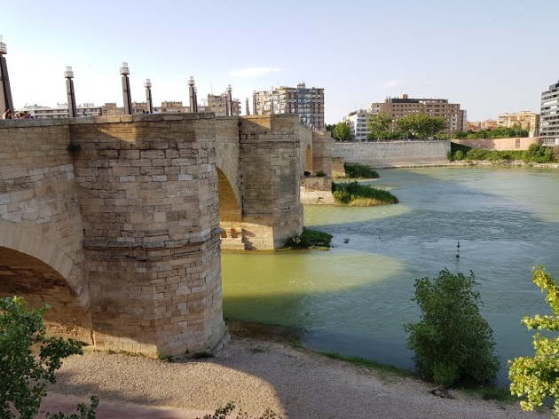 Puentedepiedra Zaragoza Aragon Ayearinbarcelona