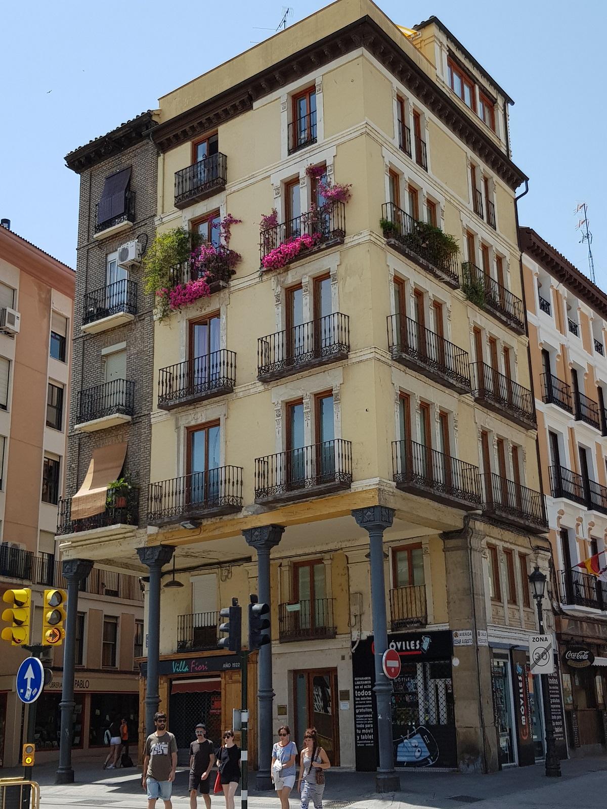 Zaragoza Aragon Ayearinbarcelona