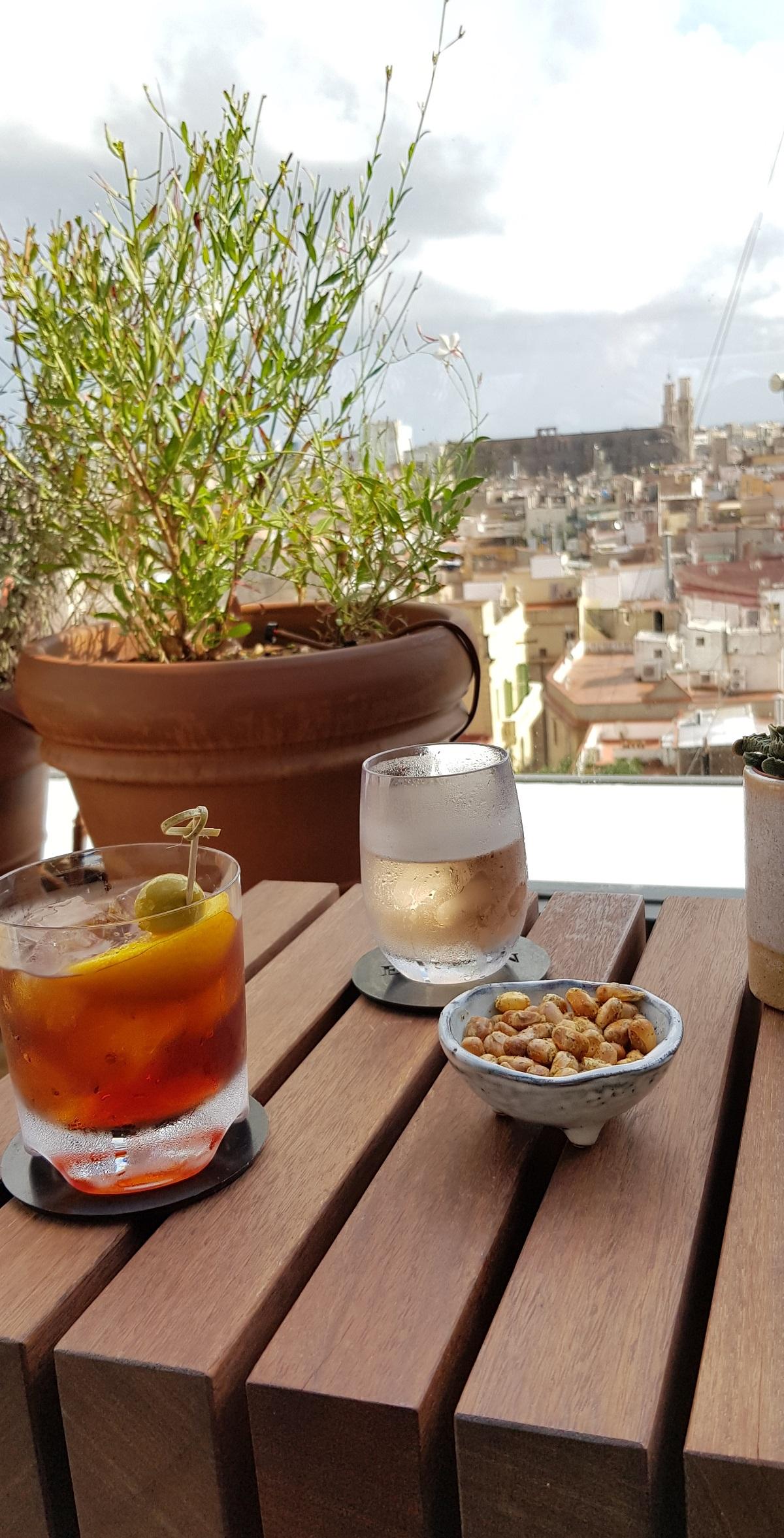 hoteledition barcelona rooftop ayearinbarcelona
